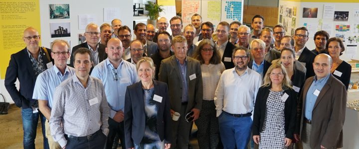 Workshop on Industry Trends to 2040 – Future Research and Education in Product Development